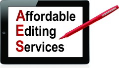 Affordable Editing Services logo